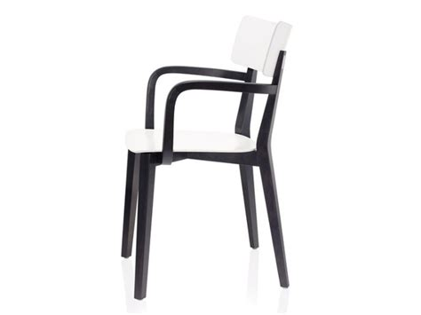 Due Chairs by Due Chair With Armrests By Brunner Design Wolfgang C R Mezger