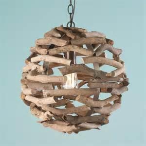 driftwood pendant light driftwood pendant light pendant lighting by