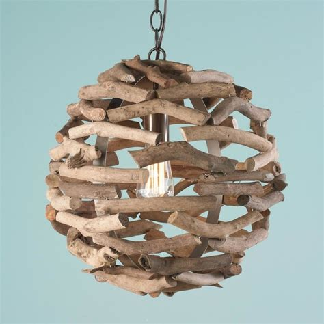 Driftwood Pendant Light with Driftwood Pendant Light Pendant Lighting By Shades Of Light