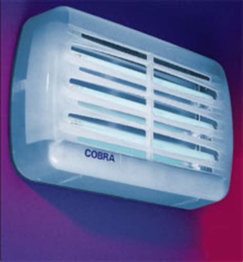 cobra insect light trap fly traps and insect eliminators cobra