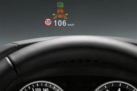 Bmw 3er Head Up Display by Full Color Heads Up Display To Debut On New 3 Series