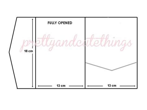 pocket card template ivory vintage wedding invitations diy pocket fold