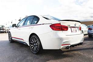 Bmw Stripes Bmw 340i Gets An M Sport Package And M Stripes