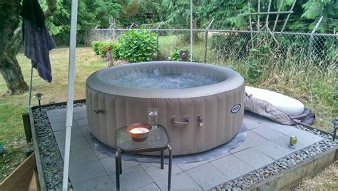 make your bathtub a jacuzzi how to make your inflatable hot tub bath relaxing