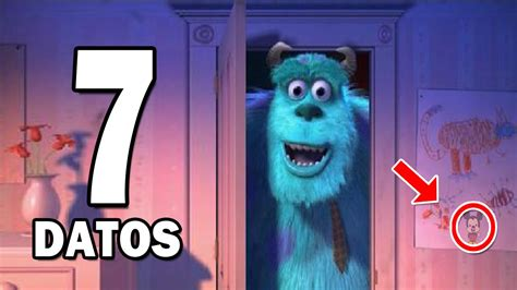 mensajes subliminales monster inc 7 curiosidades sobre monsters inc youtube