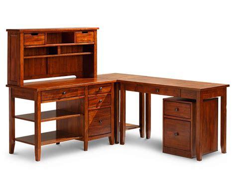 Furniture Row Desks montego corner desk furniture row