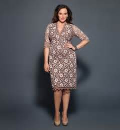 Elegant plus size dresses 4 photo