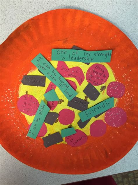 Paper Plate Pizza Craft - 18 playful pizza activities for socal field trips