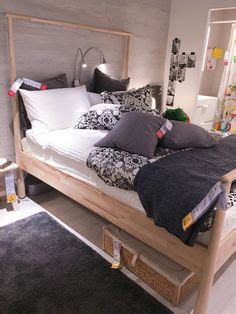 gjora bed ideas love it when stylists use bed gjora in the way i was hoping for when i designed the bed for