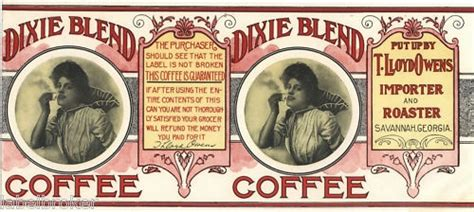 printable vintage labels for cans tin can label vintage coffee rare dixie georgia large