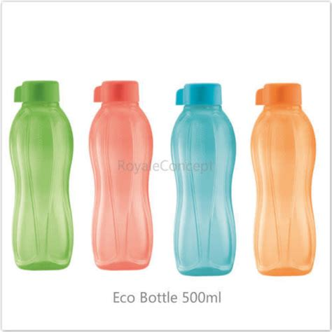 Eco Bottol 500ml Rainbow water bottles tupperware 500ml water bottle neon yellow was listed for r48 00 on 6 feb at 23