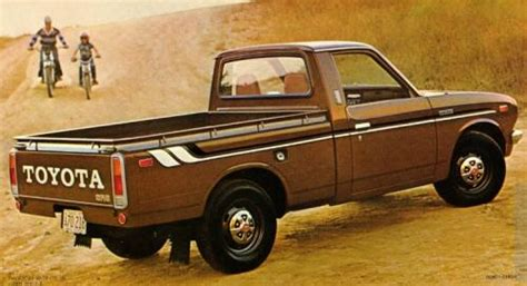Toyota Truck Names Image Gallery 1976 Toyota