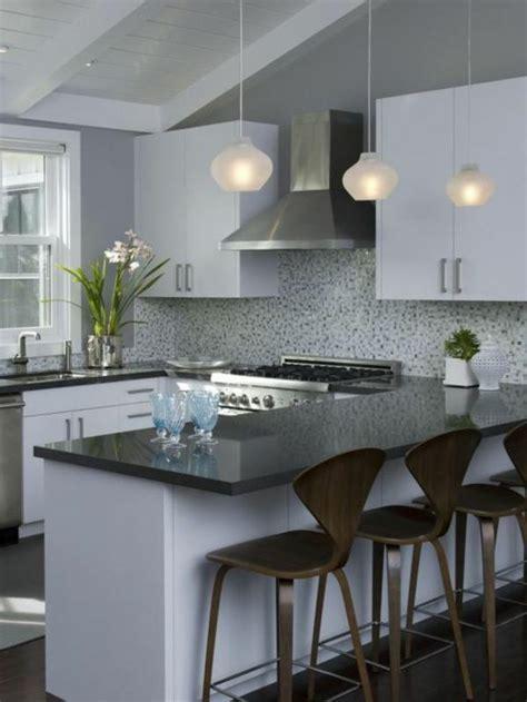 modele de cuisine en u 3161 la cuisine en u avec bar voyez les derni 232 res tendances