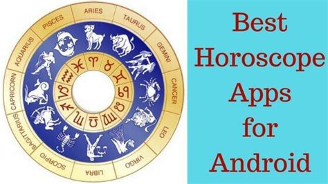 best horoscopes best horoscope app android 2015