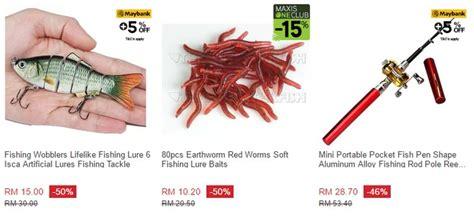 kedai pancing yang murah ecommerce in malaysia