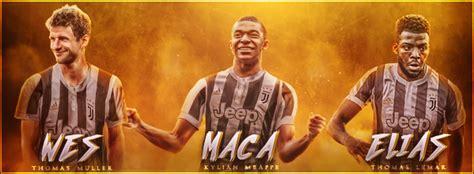 Kaos Juventus Juventus Signature 6 mbappe explore mbappe on deviantart