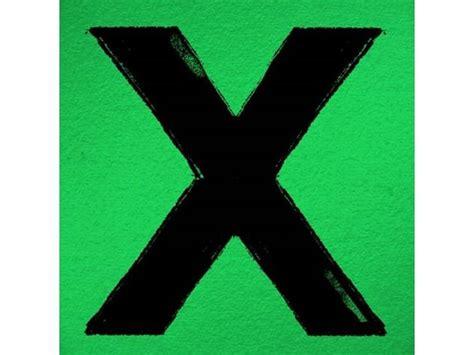 ed sheeran x review ed sheeran x album review