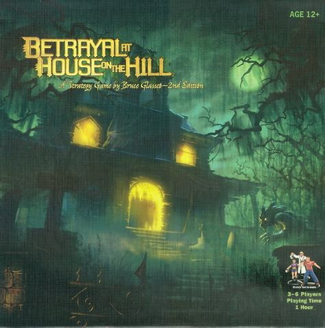 betrayal house on the hill betrayal at house on the hill allt p 229 ett kort