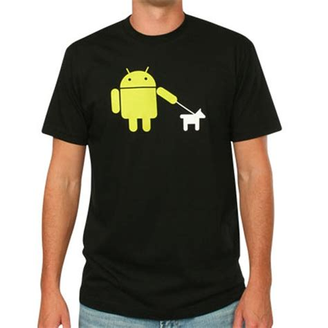 Tshirt Androit by Android T Shirts