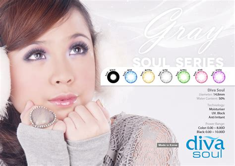 Dreamcon Soul Grey 145mm Softlens softlens soul mygeolens dropship softlens