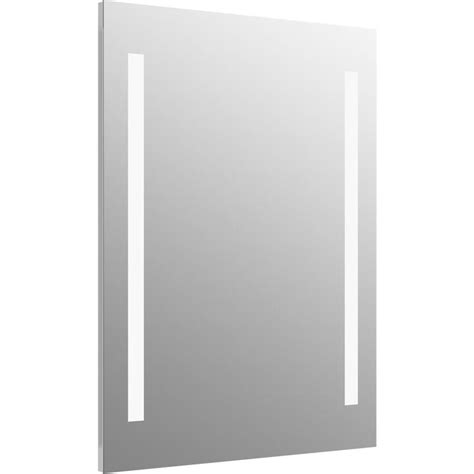 Shop Kohler Kohler Verdera 40 In X 33 In Rectangular Rectangular Bathroom Mirror