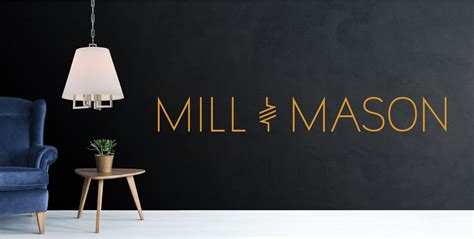 Bellacor Launches Exclusive Lighting Brand Mill Mason