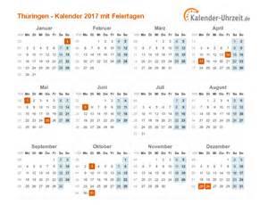 Kalender 2018 Feiertage Italien Feiertage 2017 Th 252 Ringen Kalender