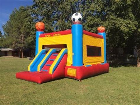 Jumpy Houses by Reservable Facilities Parks Department