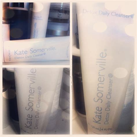 Kate Somerville Detox Daily Cleanser Dupe by Musings Skincare Fave Kate Somerville Daily