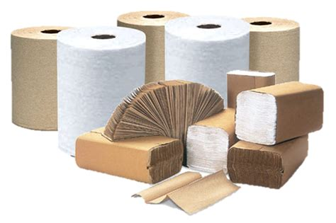 Paper Supplies - household and industrial paper towels best source for