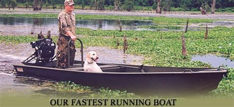 duck hunting boat with surface drive for sale duck hunting boats go devil manufacturers