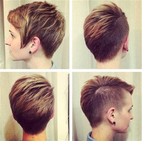 great short haircuts  thick hair pretty designs