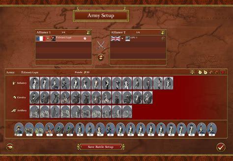 lme de napolon french b00ed7y3tk pre battle unit select user interface mod for ntw napoleonic wars