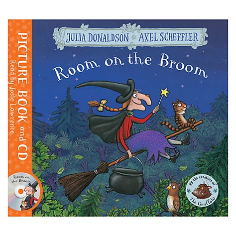room on the broom book buy room on the broom book and cd lewis