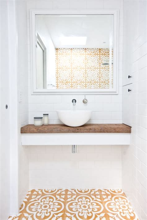 yellow patterned tiles bathroom 468 best images about patterned tiles on pinterest