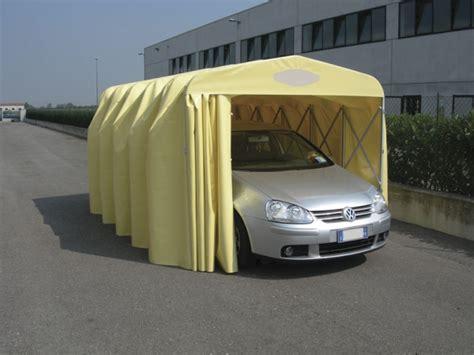 box auto usato garage a soffietto usati pannelli termoisolanti