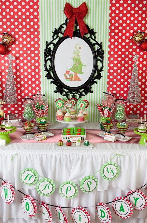 christmas who liday grinch party hostess with the mostess 174