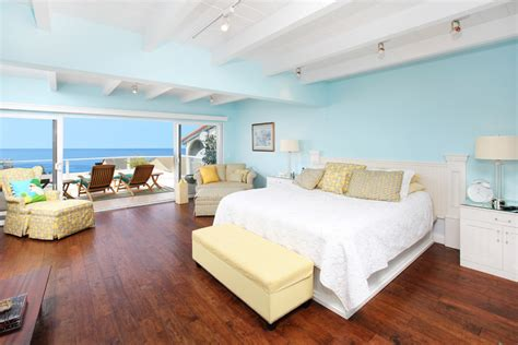 decorating ideas for bedrooms with blue walls tropical 浅蓝色房间设计展示 土巴兔装修效果图