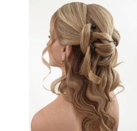Offene Haare Brautfrisur by Brautfrisur Offenes Haar