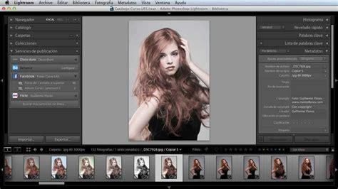 tutorial de lightroom editar fotos con lightroom tutorial de fotograf 237 a youtube