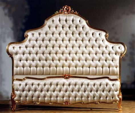 da letto stile francese letto stile francese in legno intagliato e doratp