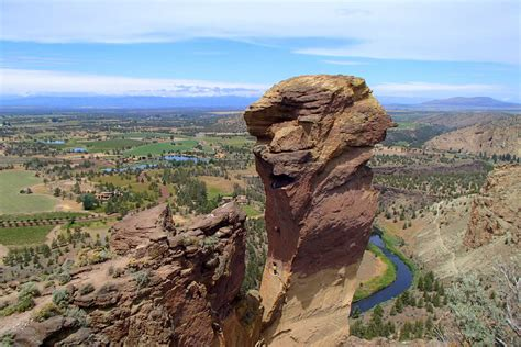 park rock smith rock state park cing