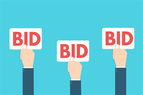 bid auctions participation motivation how to increase bidding in