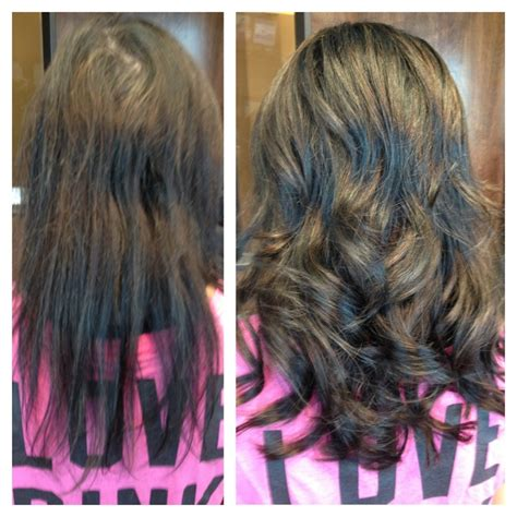 klix hair extensions before and after klix hair extensions my style