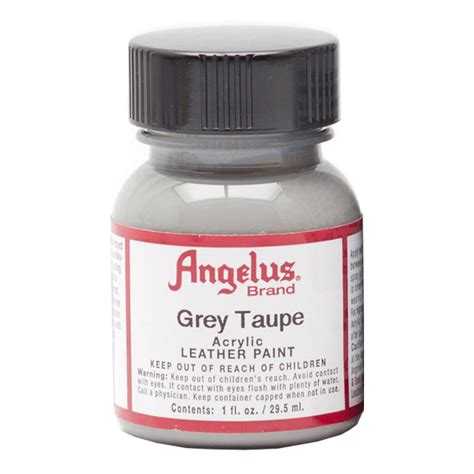 angelus paint wolf grey buy angelus leather paint 1 oz grey taupe