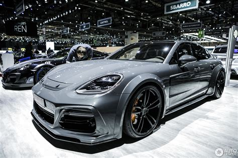 Porsche Gt Preis by Gen 232 Ve 2017 Porsche Panamera Techart Grand Gt