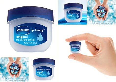 New 7 Gram Mini Vaseline Rosy Lip Therapy For Soft Pink vaseline lip therapy organial petroleum jelly lip tint balm 7g ebay