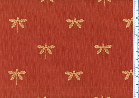 dragonfly upholstery fabric swavelle mill creek imperial dragonfly maraschino the