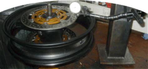 Motorrad Gabel Standrohr Richten by Richten Gabeln Felgen Rahmen Bremsscheiben Reparatur