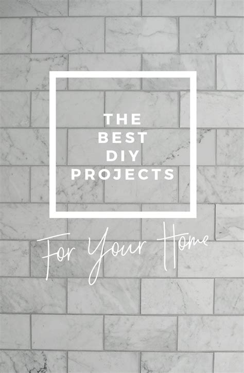 really diy projects for your home room for tuesday